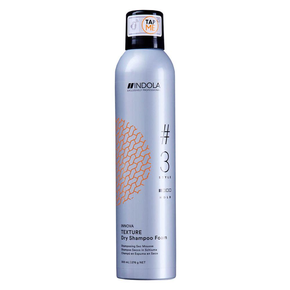 Купить Indola Несмываемый сухой шампунь-мусс 300мл, Indola Professional