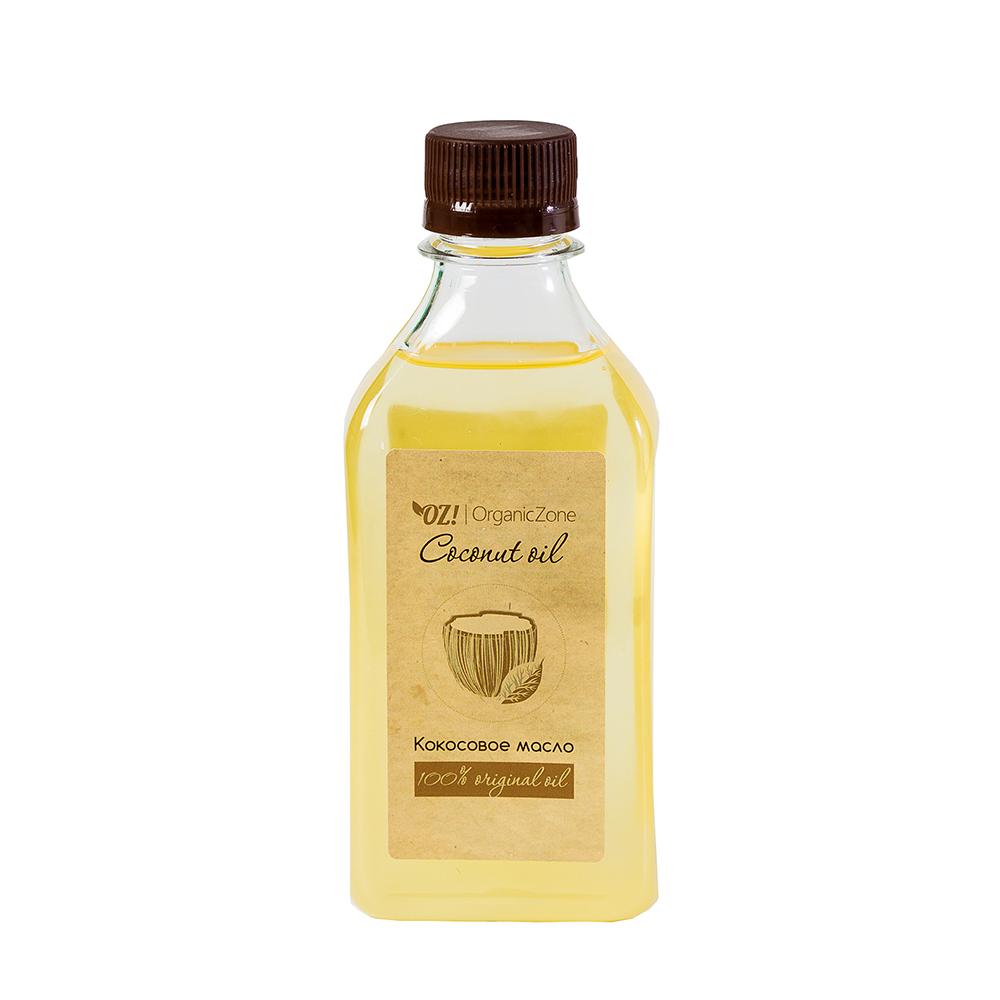 Купить OZ! OrganicZone Масло Кокосового ореха 250 мл, OZ! Organic Zone