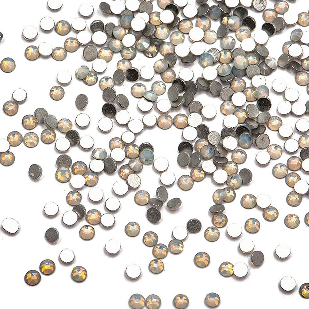 Tnl стразы кристалл 50 шт. белый фианит №06