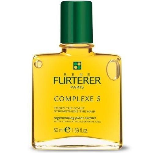 Rene Furterer Complex 5 Концентрат стимулирующих эфирных масел 50 мл