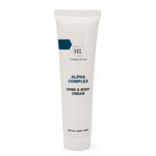 Купить Holy Land Alpha complex крем для рук и тела 100мл