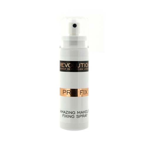 Makeup Revolution Спрей для фиксации макияжа Pro Fix Makeup Fixing Spray, 100 мл