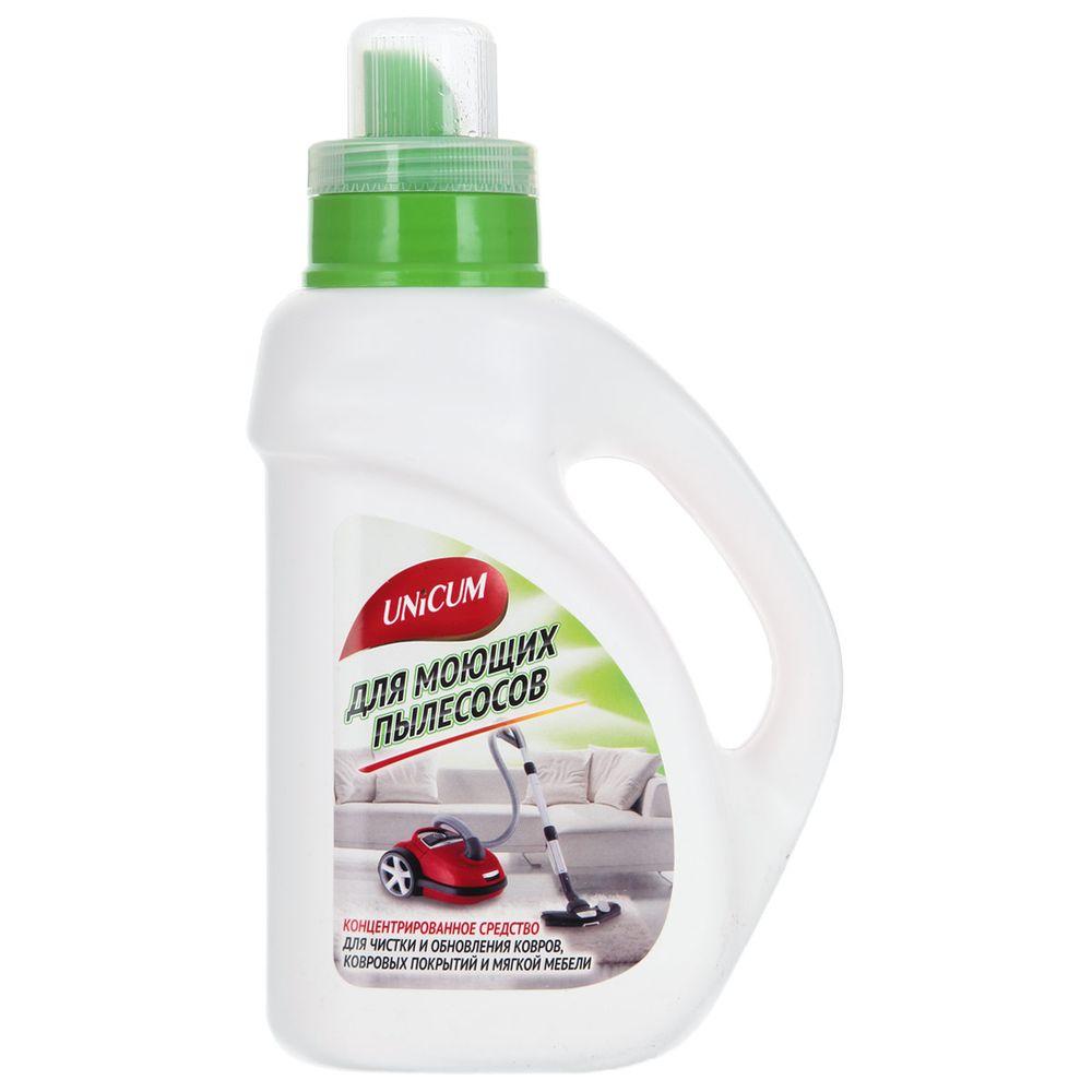 Unicum (Уникум) Средство для моющих пылесосов 1000мл