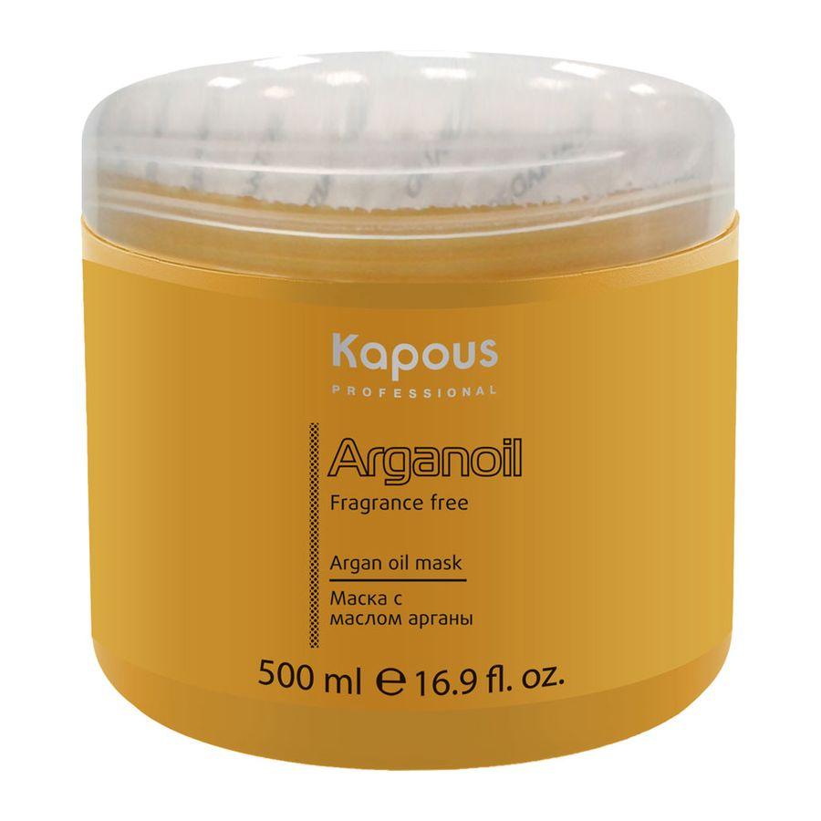 Kapous Arganoil Маска с маслом арганы 500 мл от Лаборатория Здоровья и Красоты