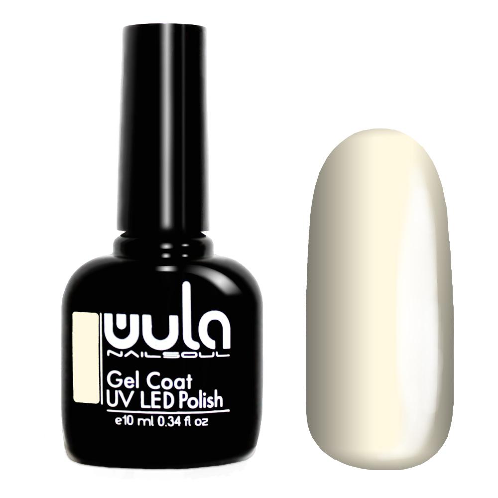 Купить Wula nailsoul гель лак 10мл тон 348 молочный