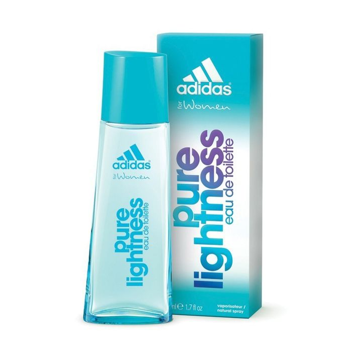 Адидас (Adidas) Pure Lightness Парфюмерная вода женская 75 мл