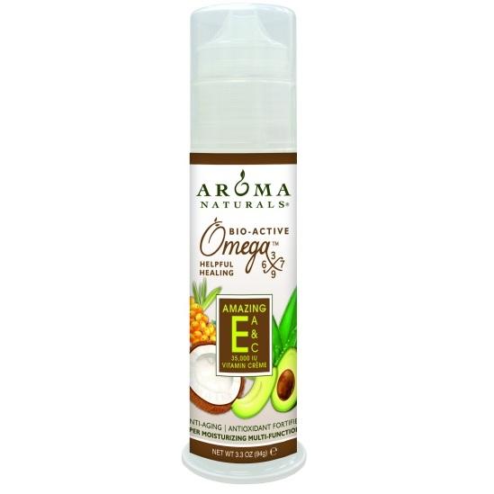Aroma Naturals Крем с витамином Е 94 г