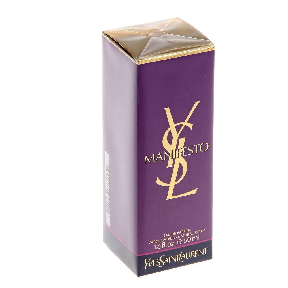 YSL MANIFESTO вода парфюмерная жен 50 ml