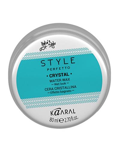 Kaaral Style Perfetto Воск для волос с блеском 80 мл