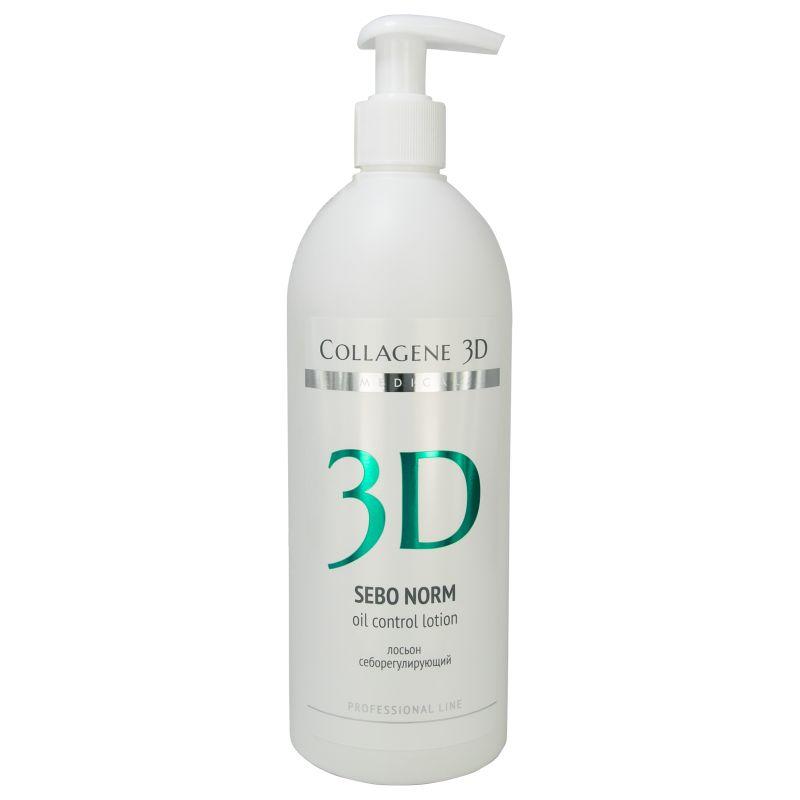 Купить Collagene 3D Лосьон себорегулирующий SEBO NORM 500мл