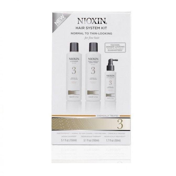 Купить Nioxin Система 3 Набор XXL 300мл+300мл+100мл
