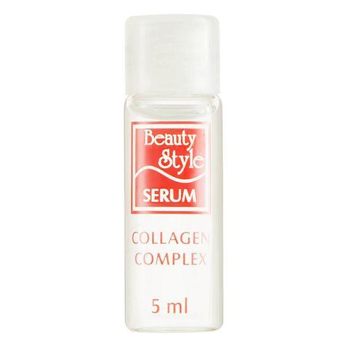 Beauty Style сывороточный коллагеновый комплекс для лица 12 ампул по 5мл от Лаборатория Здоровья и Красоты