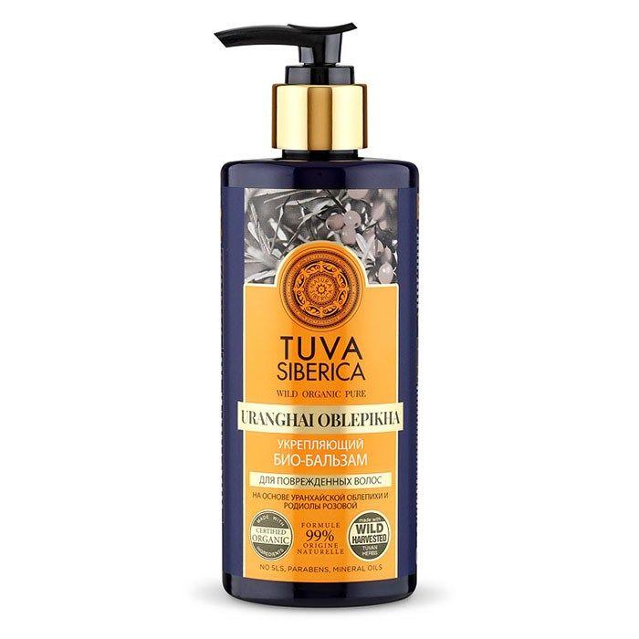 Купить Натура Сиберика TUVA Био-бальзам для волос укрепляющий 300 мл, Natura Siberica