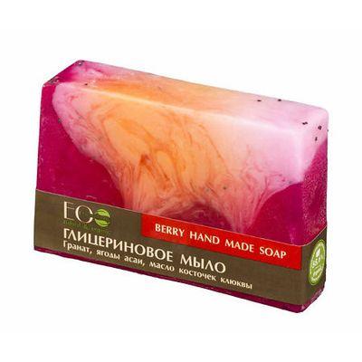 ECOLAB Мыло глицериновое Ягодное 130 g