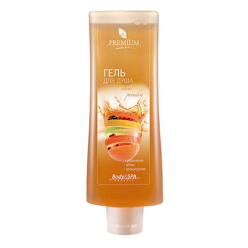 Премиум (Premium) Гель для душа Citrus paradise, 200 мл