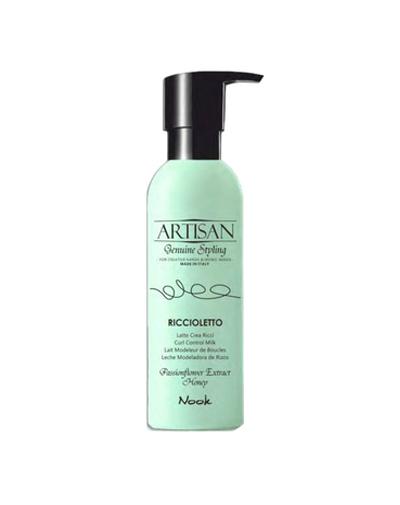 Купить Nook Artisan Крем для укладки вьющихся волос Riccioletto 200 мл
