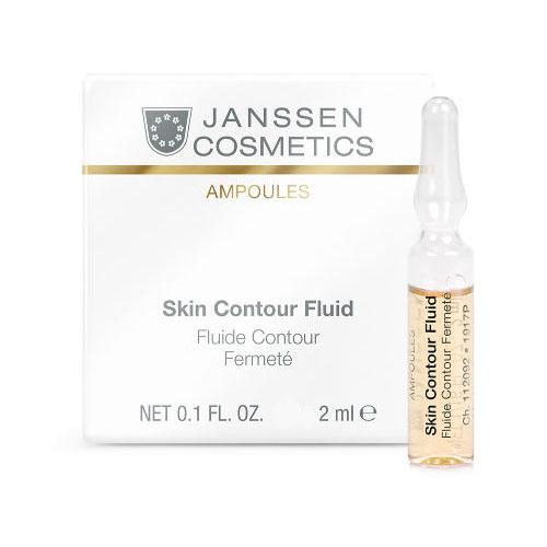 Янсен (Janssen) Anti-age лифтинг-сыворотка с пептидами 7х2 мл