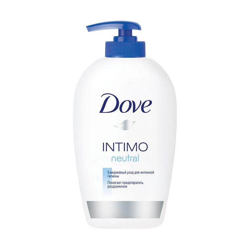 Dove средство для интимной гигиены 250мл от Лаборатория Здоровья и Красоты