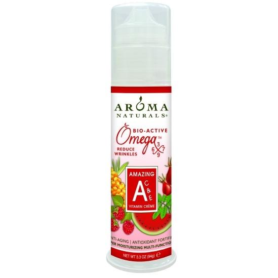 Aroma Naturals Крем с витамином А 94 г