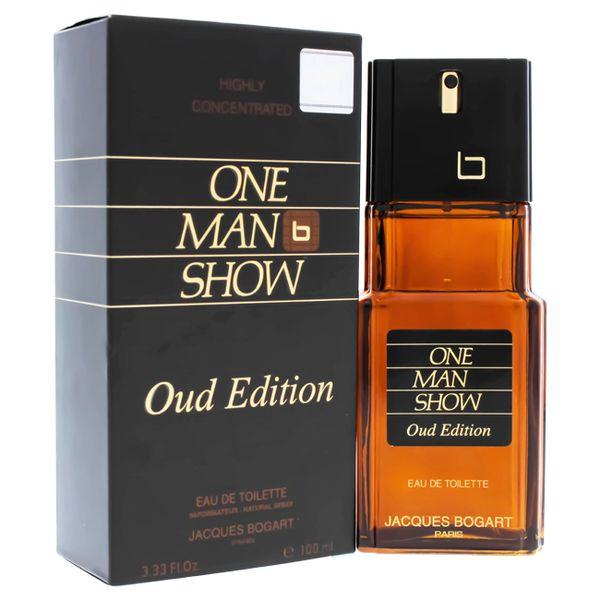 BOGART ONE MAN SHOW Туалетная вода мужская 100мл Oud Edition