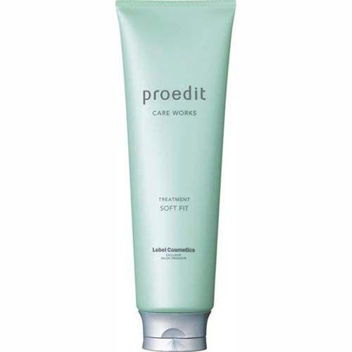 Купить Lebel Proedit Care Works Маска для жестких волос Treatment Soft Fit 250 мл