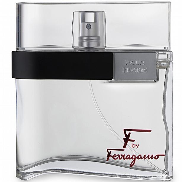 SALVATORE FERRAGAMO F BY FERRAGAMO Туалетная вода мужская 100мл