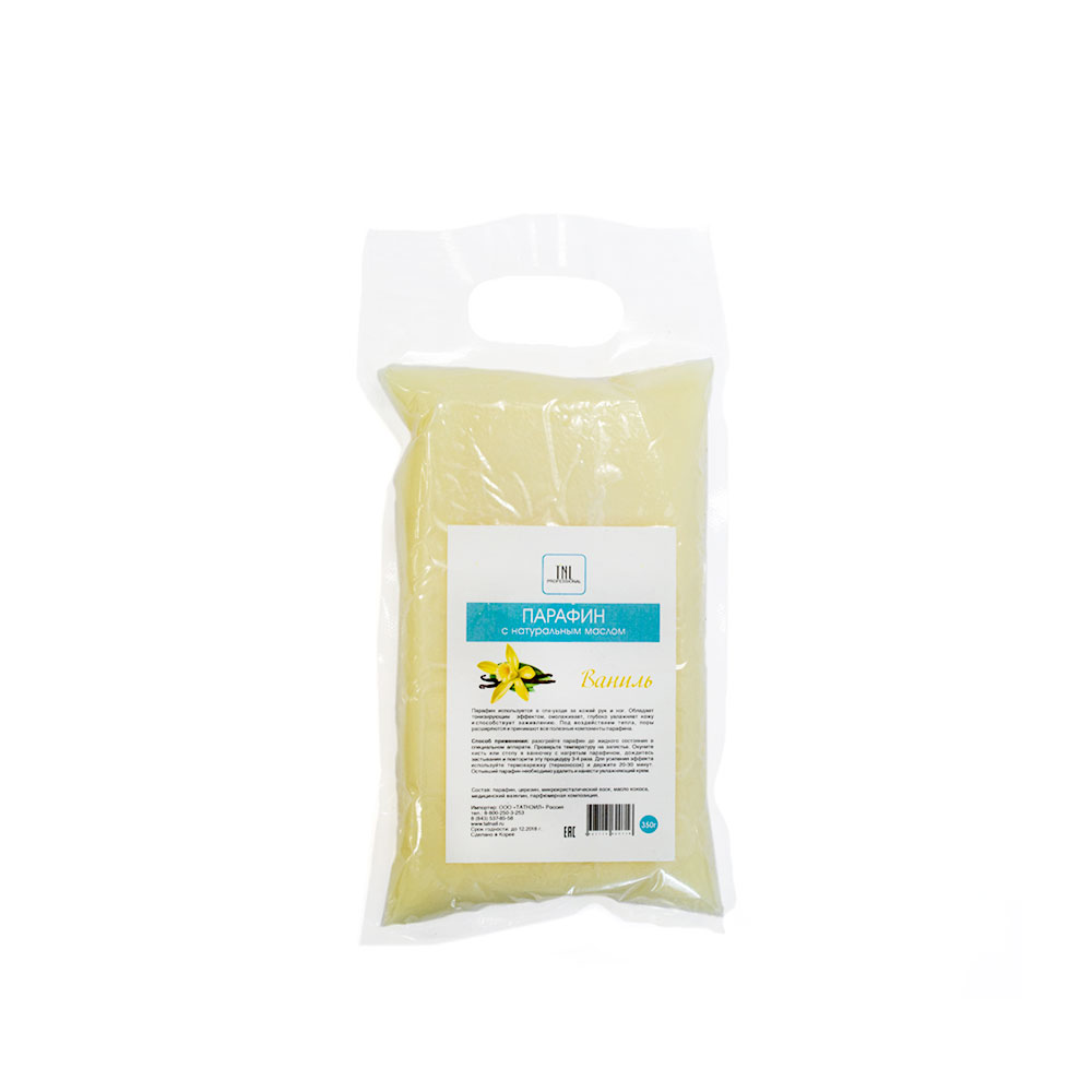 Tnl парафин ваниль с кокосовым маслом высокого качества