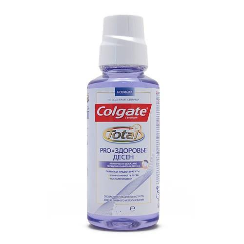 Колгейт ополаскиватель для полости рта total