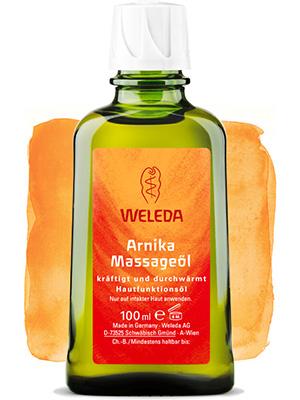 Веледа/Weleda Гранатовое восстанавливающее масло для тела 100 мл