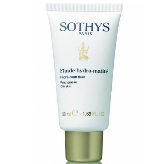 Sothys Флюид Oily Skin увлажняющий матирующий для жирной кожи 50 мл