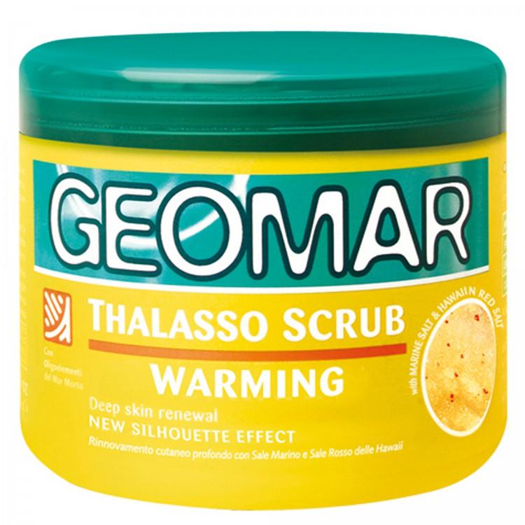 Geomar Талассо-скраб с ароматом банана 600 г от Лаборатория Здоровья и Красоты