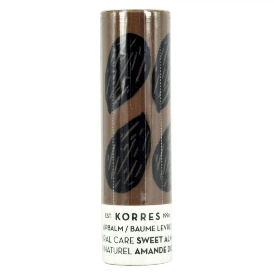 Korres Бальзам-стик для губ натуральная защита сладкий миндаль 5 мл
