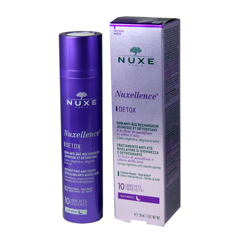Нюкс (Nuxe) Нюксэлланс Детокс уход против старения 50 мл