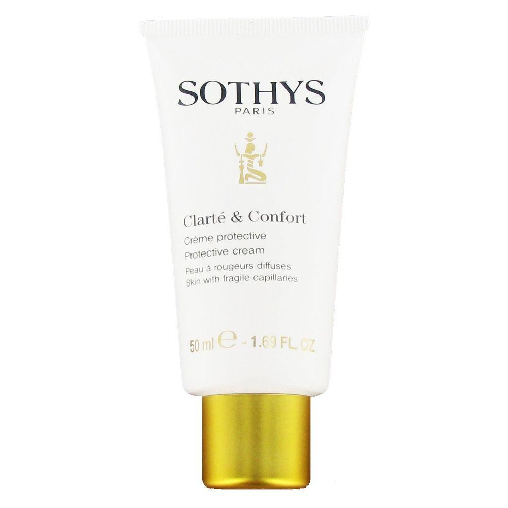 Купить Сотис (Sothys) Clare&Confort Крем защитный для чувств кожи 50 мл