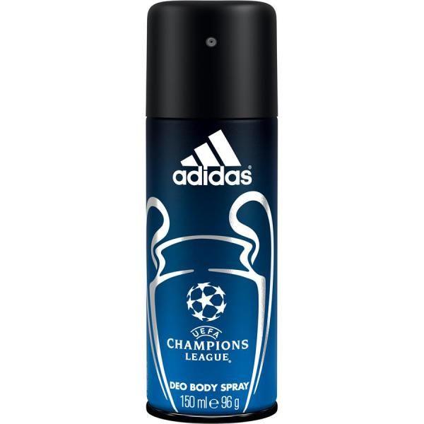 Адидас/Adidas UEFA Champions League Star Edition дезодорант-спрей для мужчин 150 мл