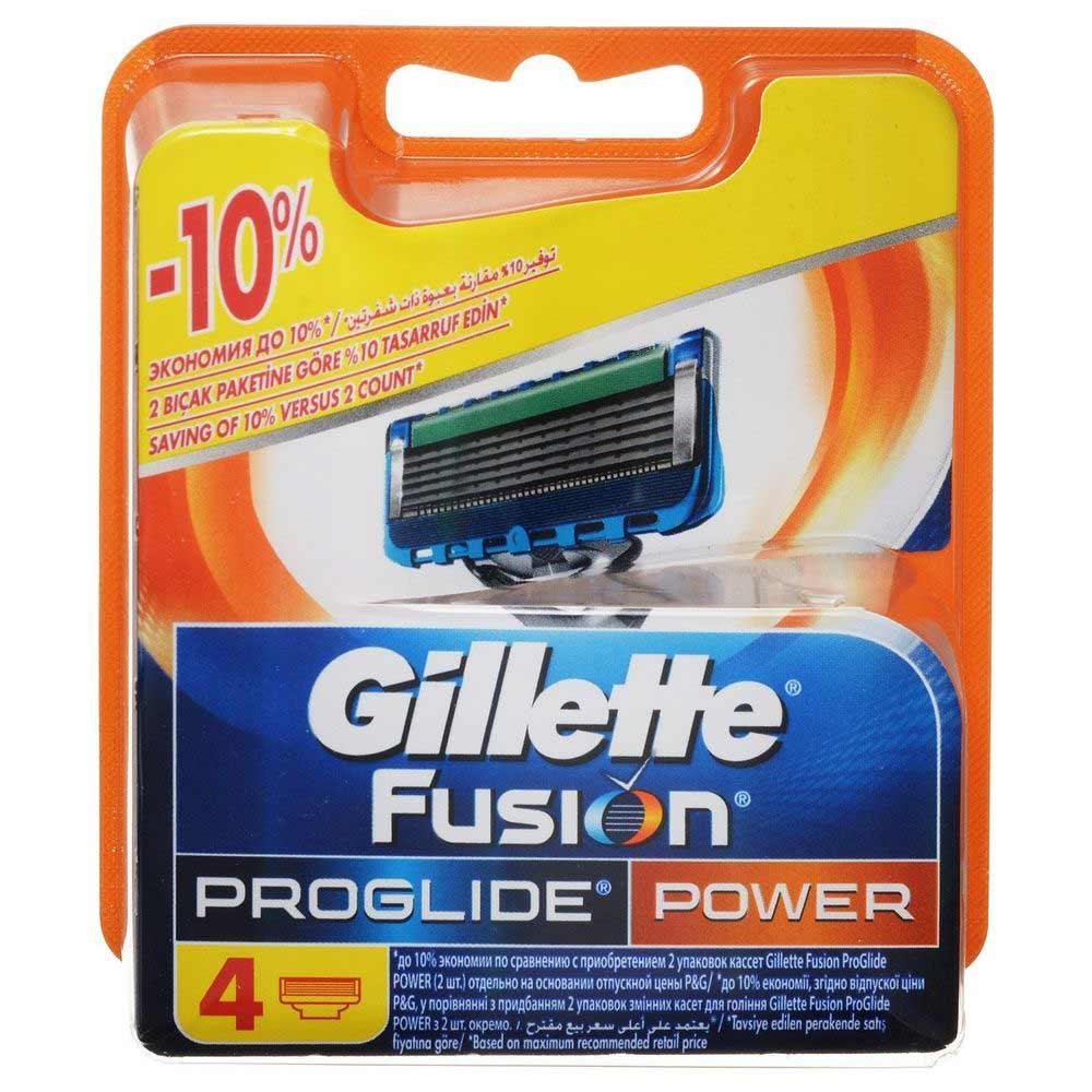 Купить Gillette сменные кассеты Fusion ProGlide 4 шт