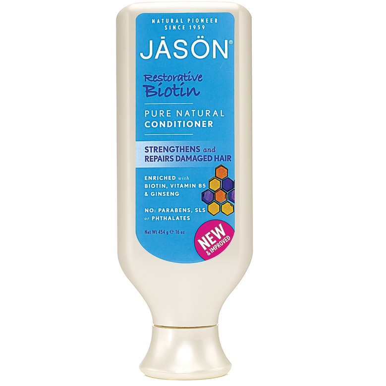 Jason Кондиционер для волос Биотин Biotin Conditioner 454 г фото