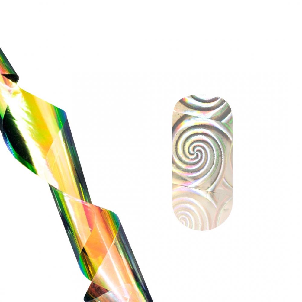 Tnl фольга для литья (серебряный гипноз)