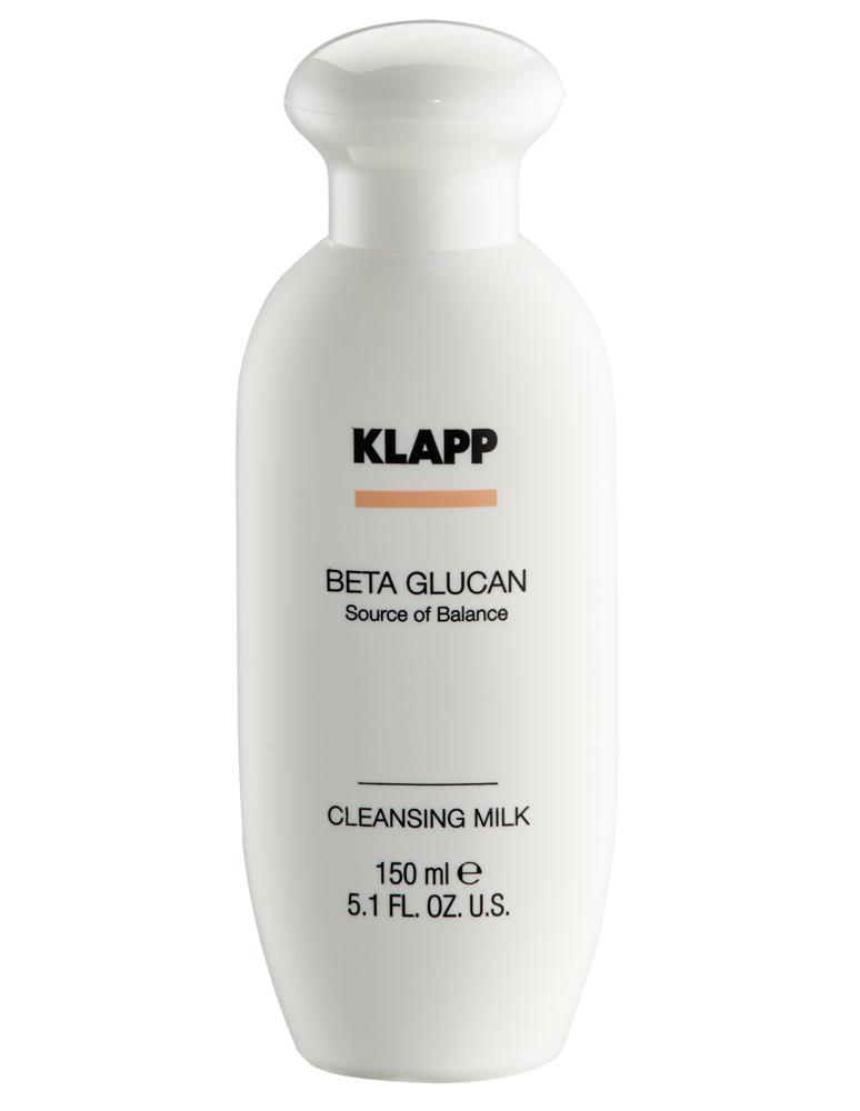 Купить Klapp Beta glucan Очищающее молочко 150 мл