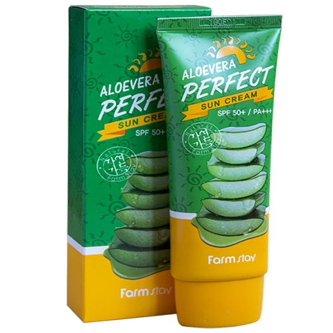 Купить FarmStay Солнцезащитный крем для лица и тела SPF 50+/PA+++ 70мл, Farm Stay