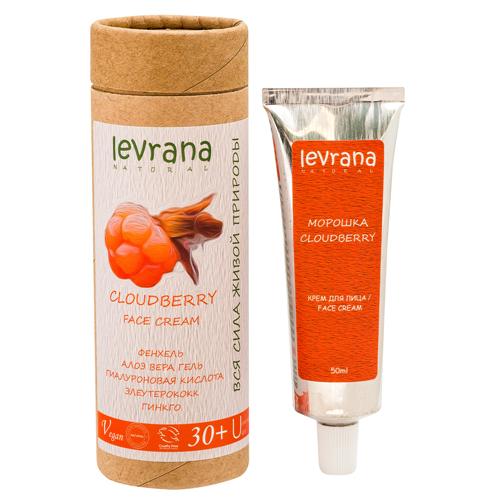 Купить Levrana Крем для лица Морошка (30+, профилактика первых морщинок) 50мл