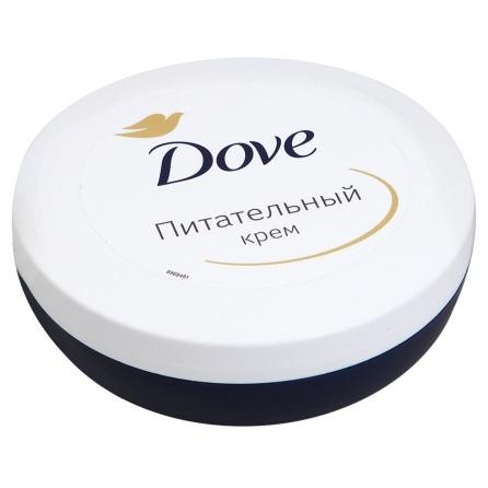 питательный крем для тела dove