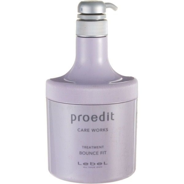 Купить Lebel Proedit Care Works Маска для мягких волос Treatment Bounce Fit 600 мл