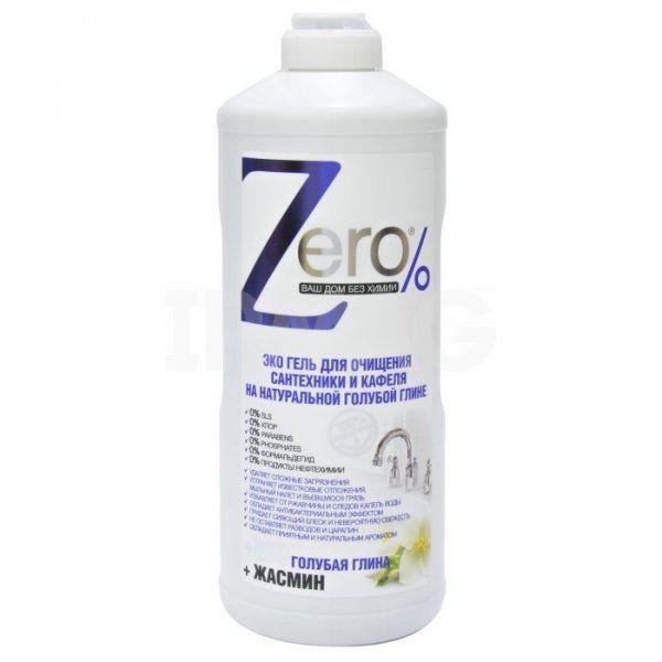 Zero Гель для очищения сантехники и кафеля 500мл фото