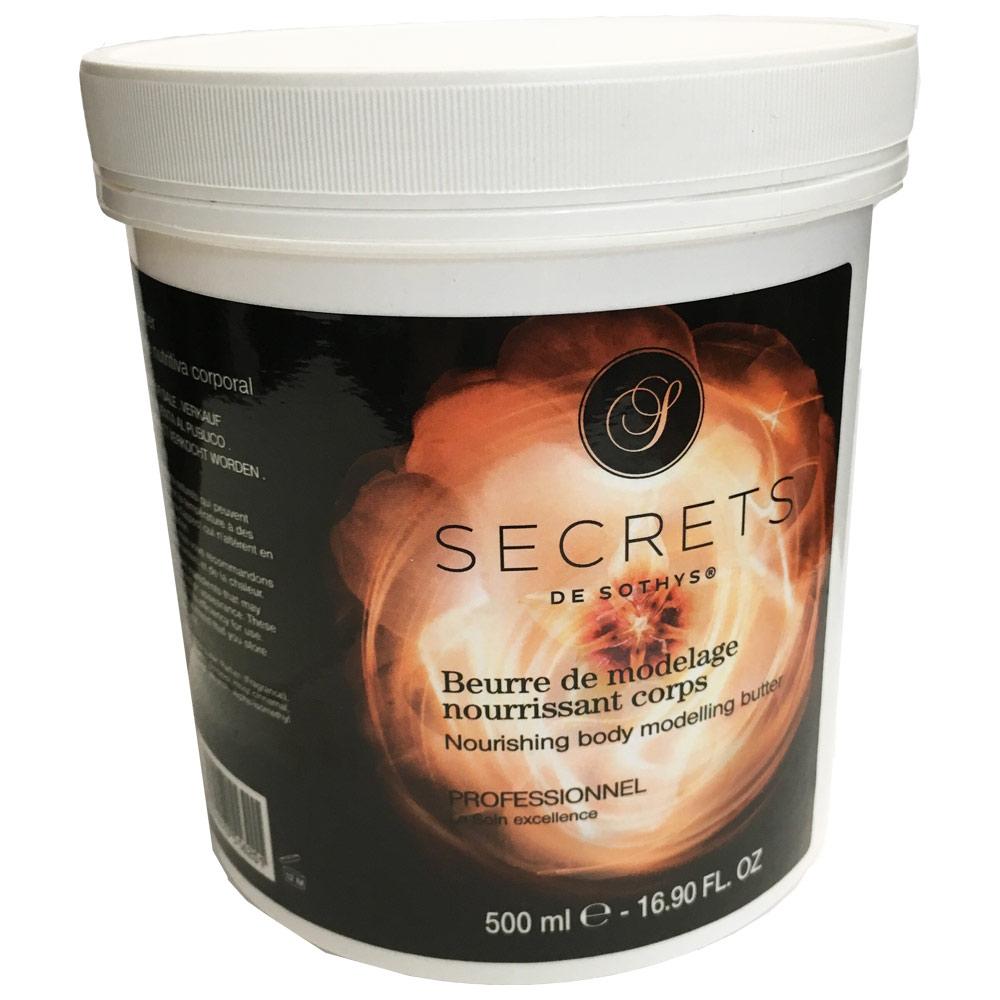 Сотис (Sothys) Питательное моделирующее масло для тела 500 мл S351620