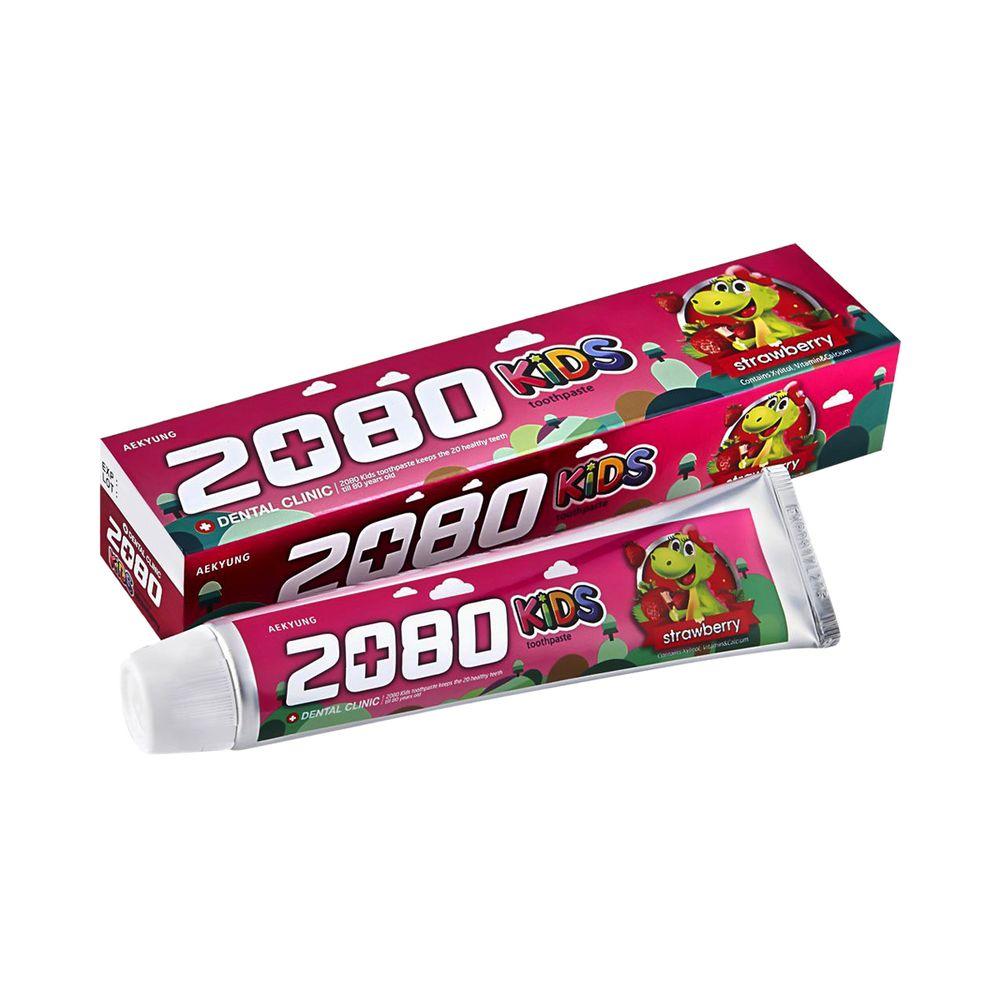 KeraSys Зубная паста детская 2080 Клубника 80 g  - Купить