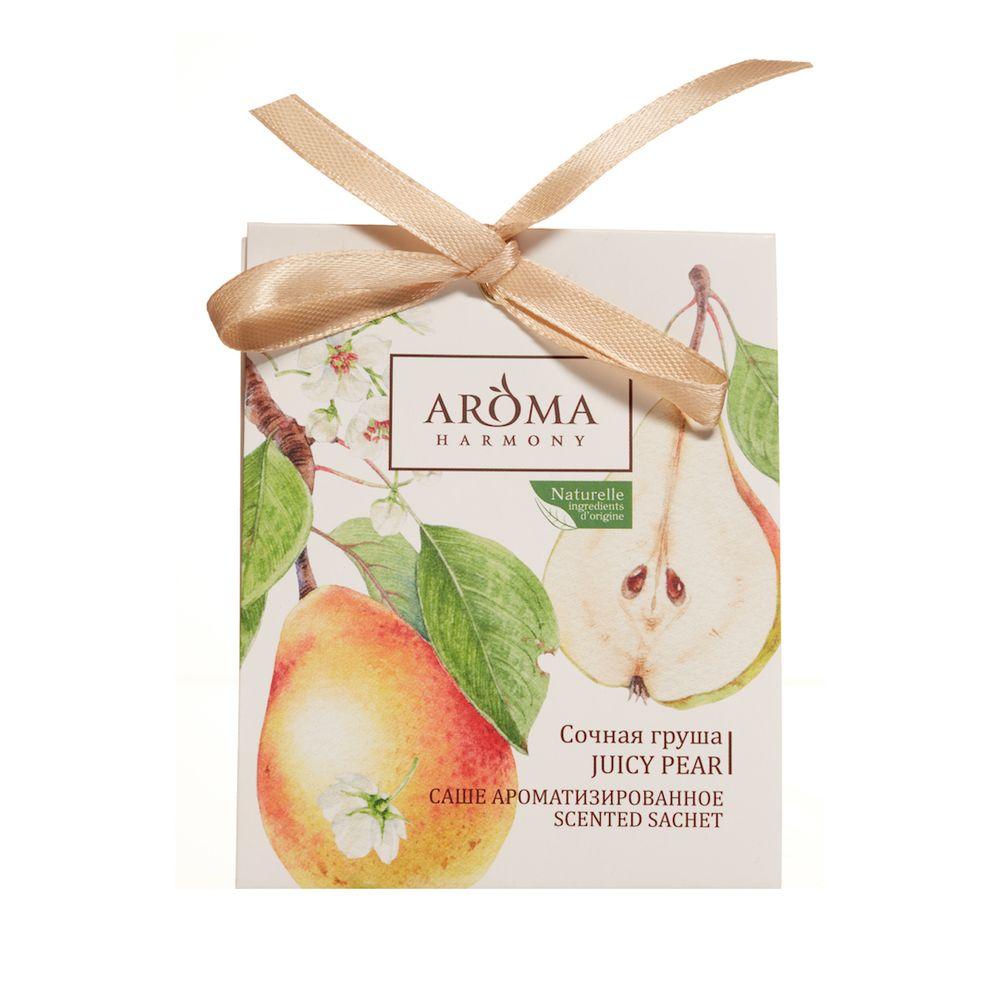 Купить Aroma Harmony Саше ароматизированное Сочная груша 10гр