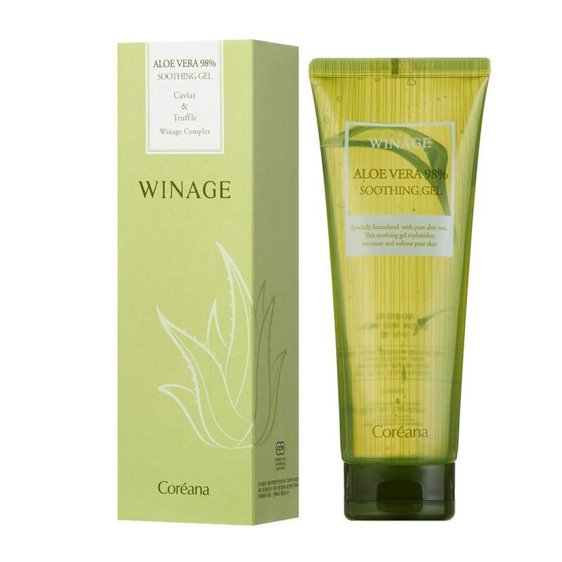 Купить Winage Aloe Vera 98% Soothing Gel Алое Вера гель 250 мл
