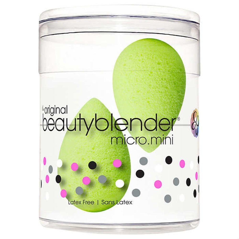 Beautyblender micro.mini зеленый 2 спонжа от Лаборатория Здоровья и Красоты