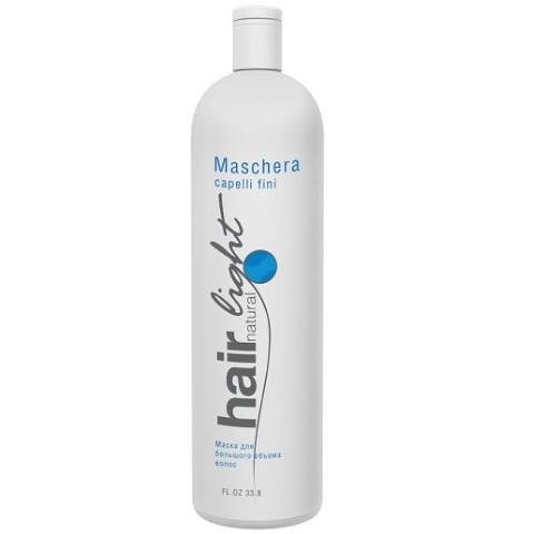 Hair Company Hair Light Маска для большего объема волос 1000 мл от Лаборатория Здоровья и Красоты